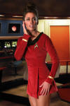 Star Trek TOS Women's Uniform