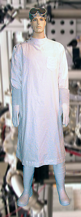 Horrible Doctor Lab Coat ...  sc 1 st  Shadow Dale Creations & Gothic u0026 Horror