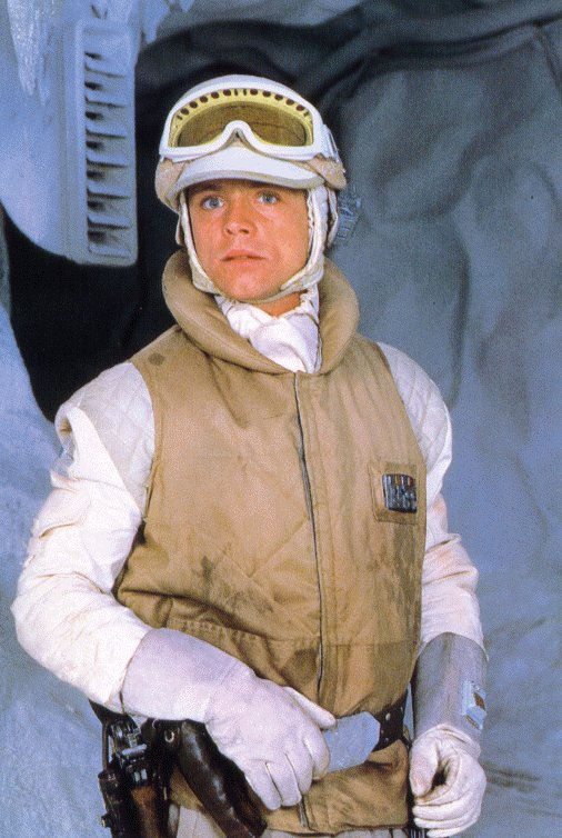 Hoth Luke Uniform