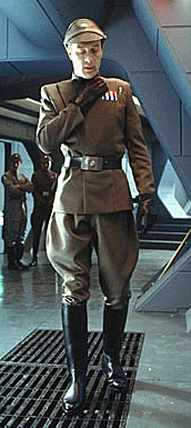 Imperial Officer Gray
