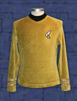 Star Trek Mirror Darkly Defiant Tunic