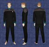 Star Trek Nemesis Uniform Jumpsuit
