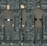 Imperial Officer uniform