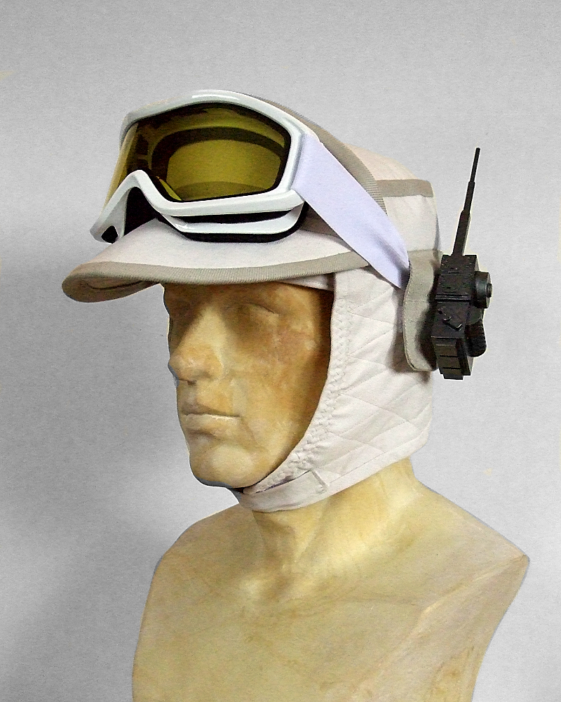 Rebel Trench Trooper Hat and Radio